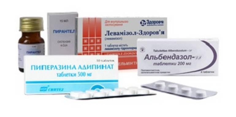Таблетки от глистов — описание наиболее эффективных средства   все о паразитах