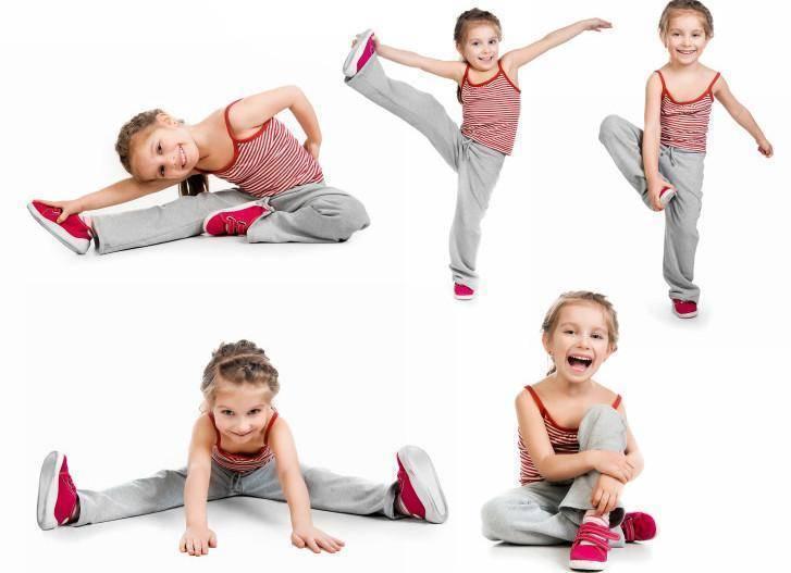 Упражнения для исправления осанки у подростков