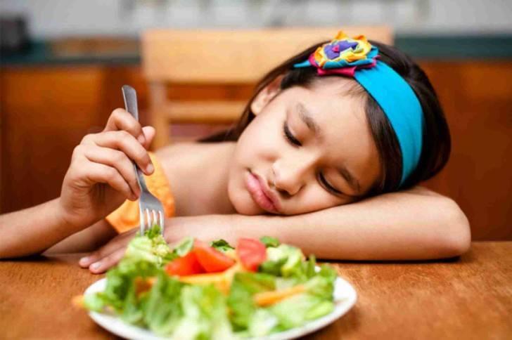 Плохой аппетит у ребенка 7 лет