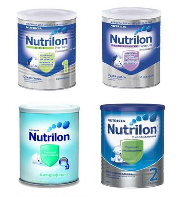 Смесь nutrilak с рождения 350 г - сухая смесь для новорожденных: состав и описание, где купить