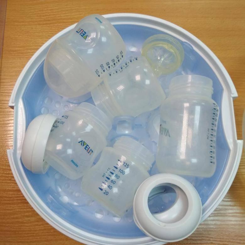 Как стерилизовать бутылочки в микроволновке, мультиварке, кипятить - в домашних условиях?