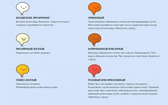 Возможные причины появления у грудничка бесцветной мочи: норма или отклонение