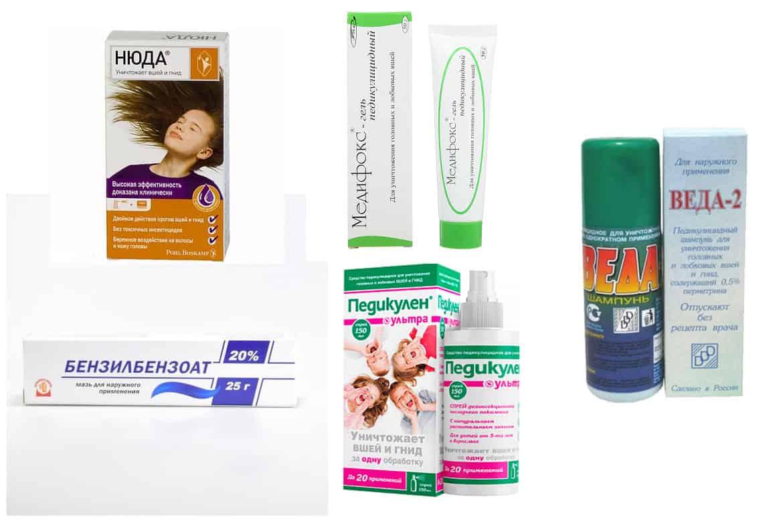 Веда-2 шампунь педикулицидный против вшей за одно применение 100мл