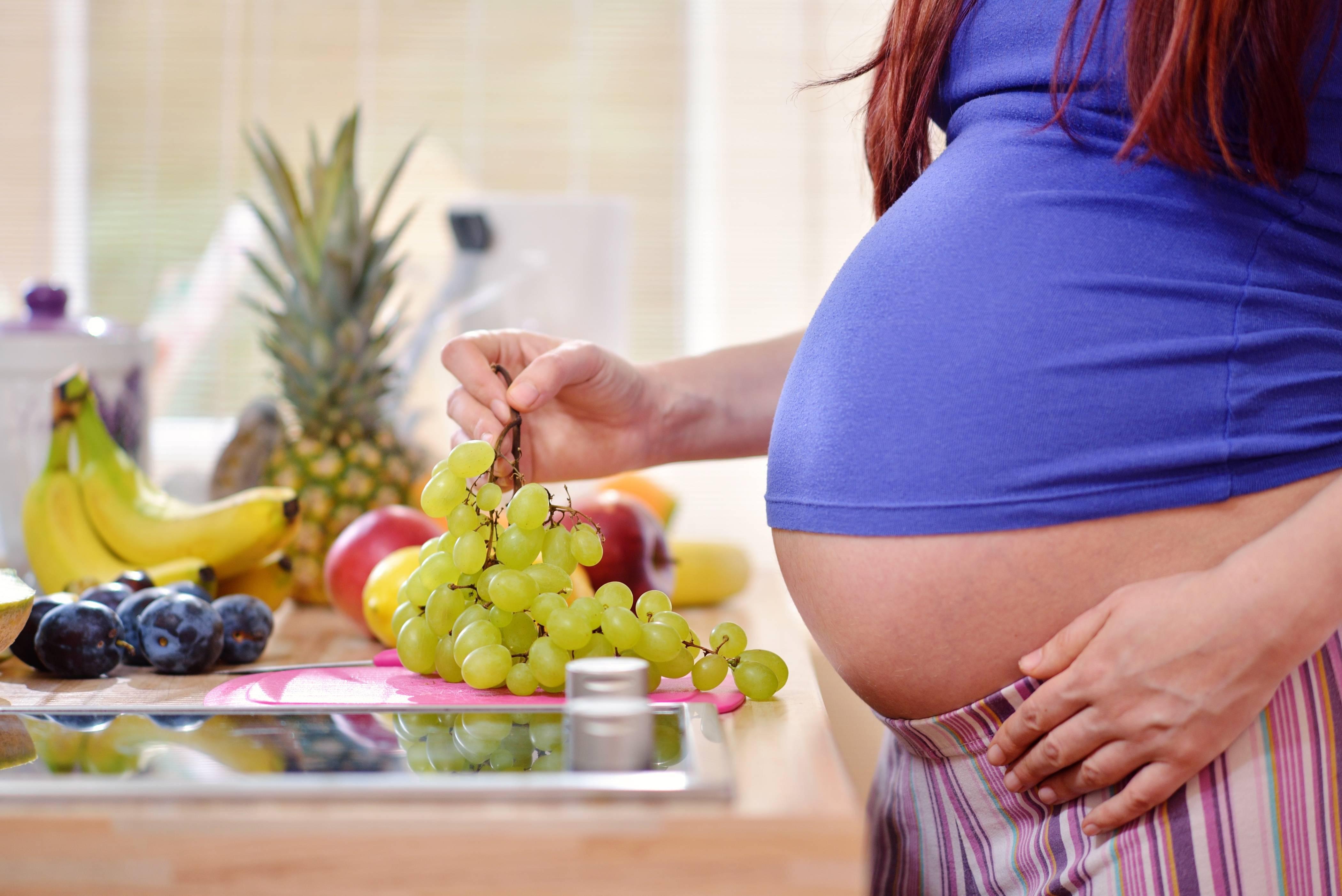 Вегетарианство и беременность |  эко-блог