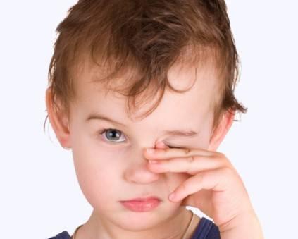 Нервные тики у детей. как с ними бороться?