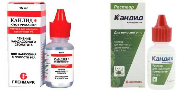 Кандидозный стоматит (грибковый), молочница во рту – причины, симптомы, лечение