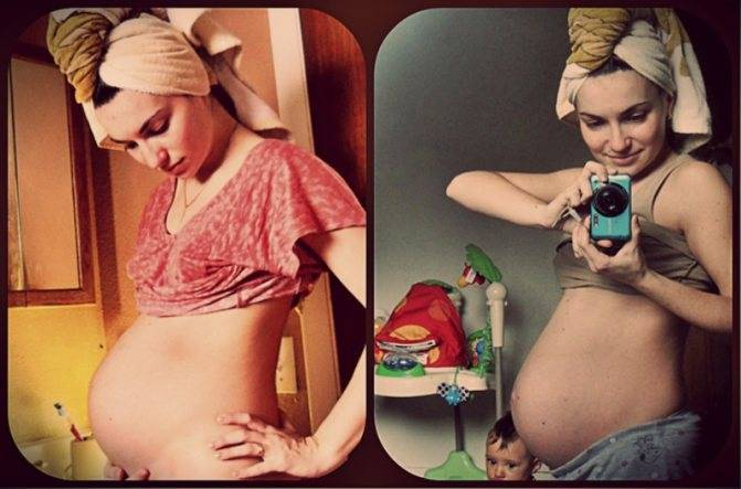 Как понять, что опустился живот перед родами: на какой неделе происходит опущение, когда рожать?