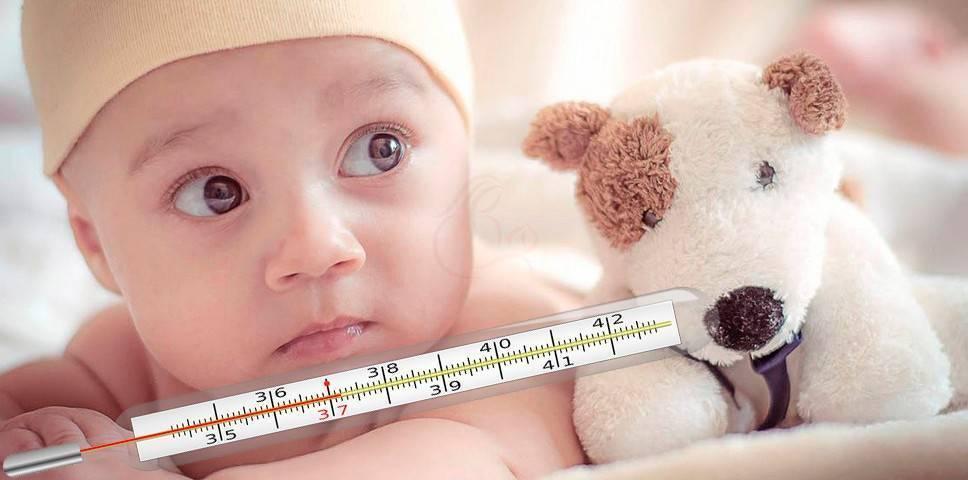 Температура 37 у грудничка - о чем говорит показатель термометра?