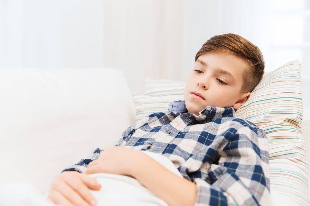 У ребенка температура 39 и болит живот - здоровыйребенок