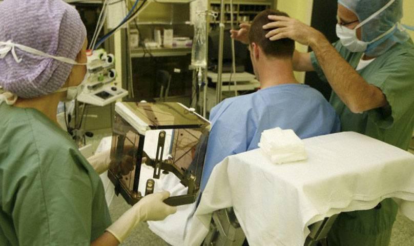 Шунтирование барабанной полости выполняют при. стоимость операции
