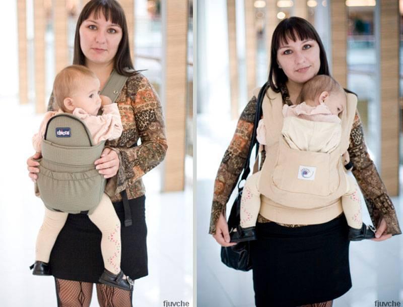 Эрго-рюкзак: чем хороша такая переноска для детей