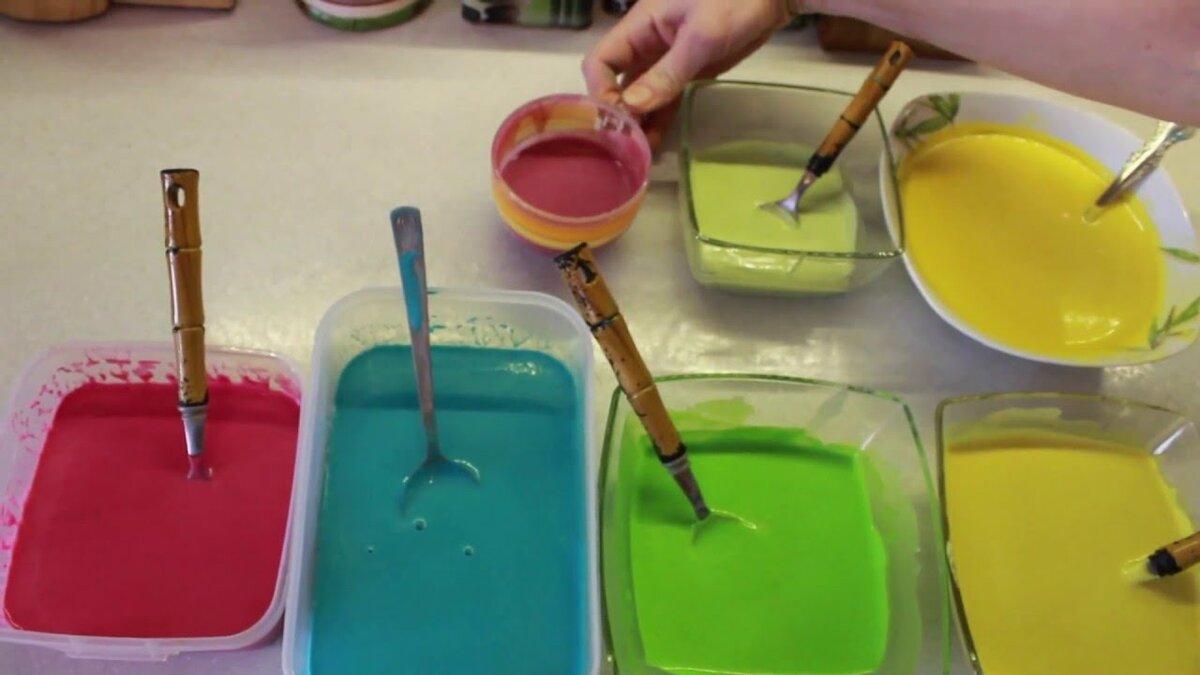 Как в домашних условиях сделать цветной песок популярные составы и способы покраски