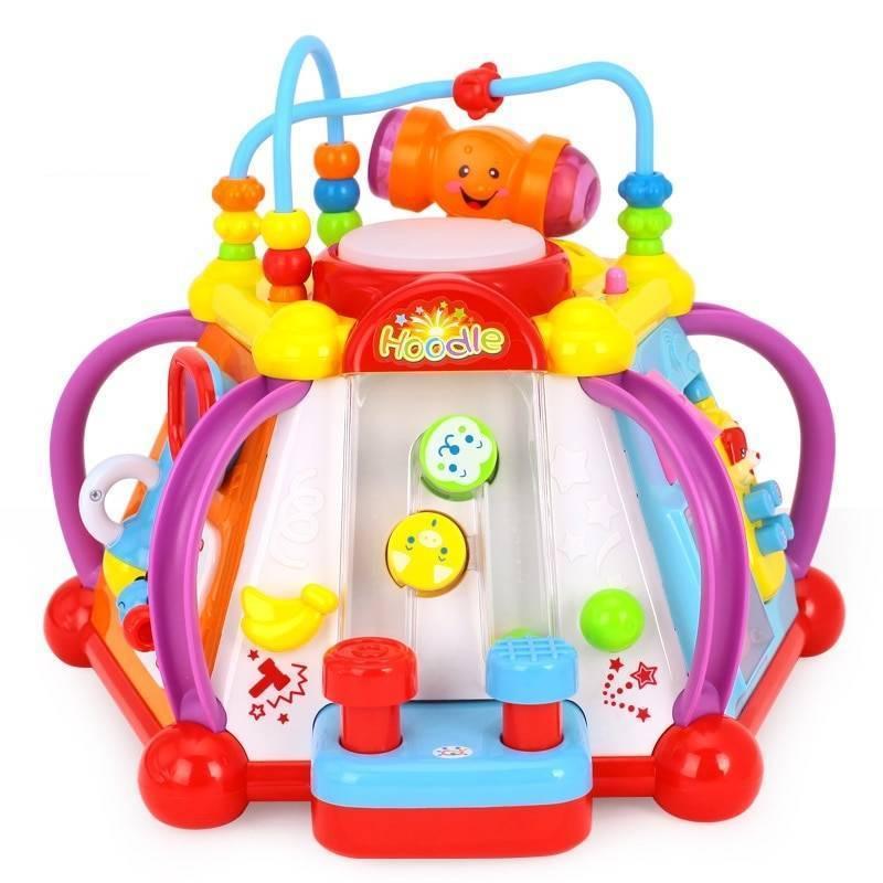 Музыкальные игрушки – развивающие модели для младенцев и дошкольников