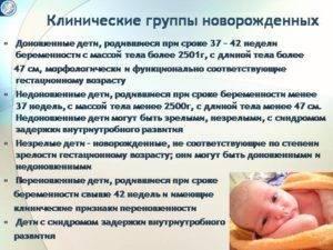 На каком сроке рожают первородящие?