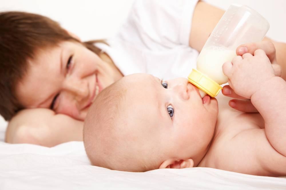 Как отучить ребенка от грудного вскармливания в 1 и 2 года