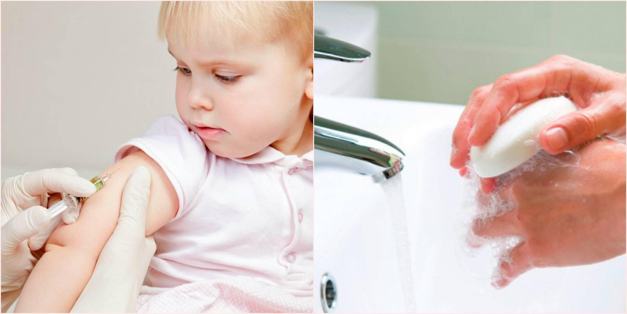 Менингококковая инфекция у детей: фото сыпи, симптомы, признаки и лечение