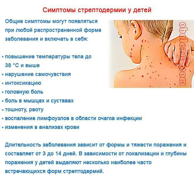 Стрептококковое импетиго – чем характеризуется заболевание?