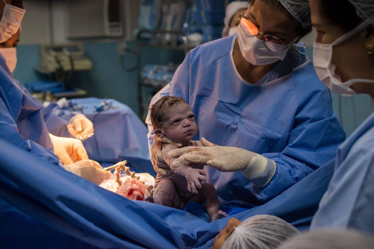 10 ощущений ребенка в утробе