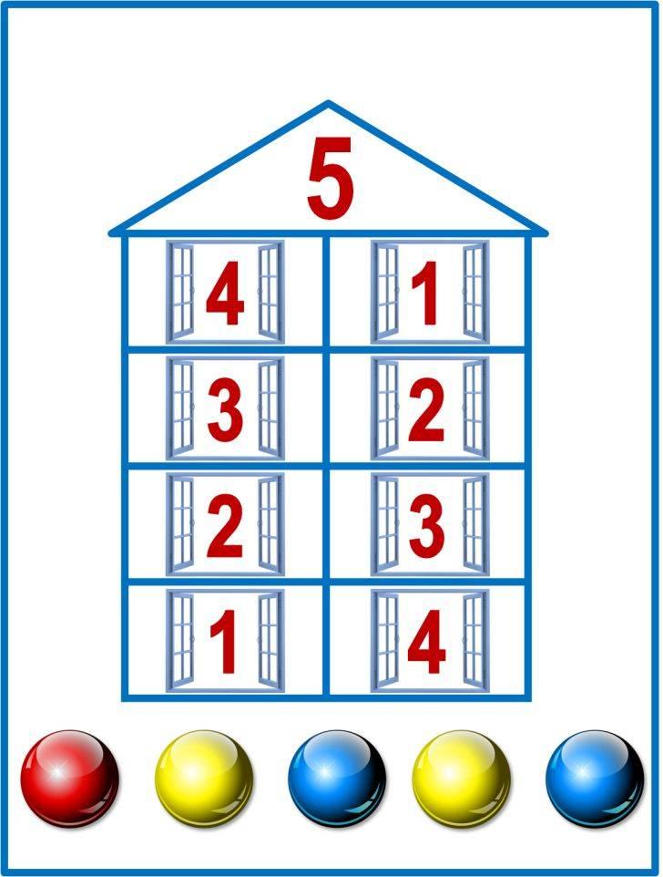 Как научить ребенка считать до 10 и решать простые примеры в уме?