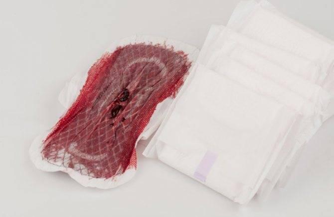 Что лучше: тампоны или прокладки при менструации у женщины