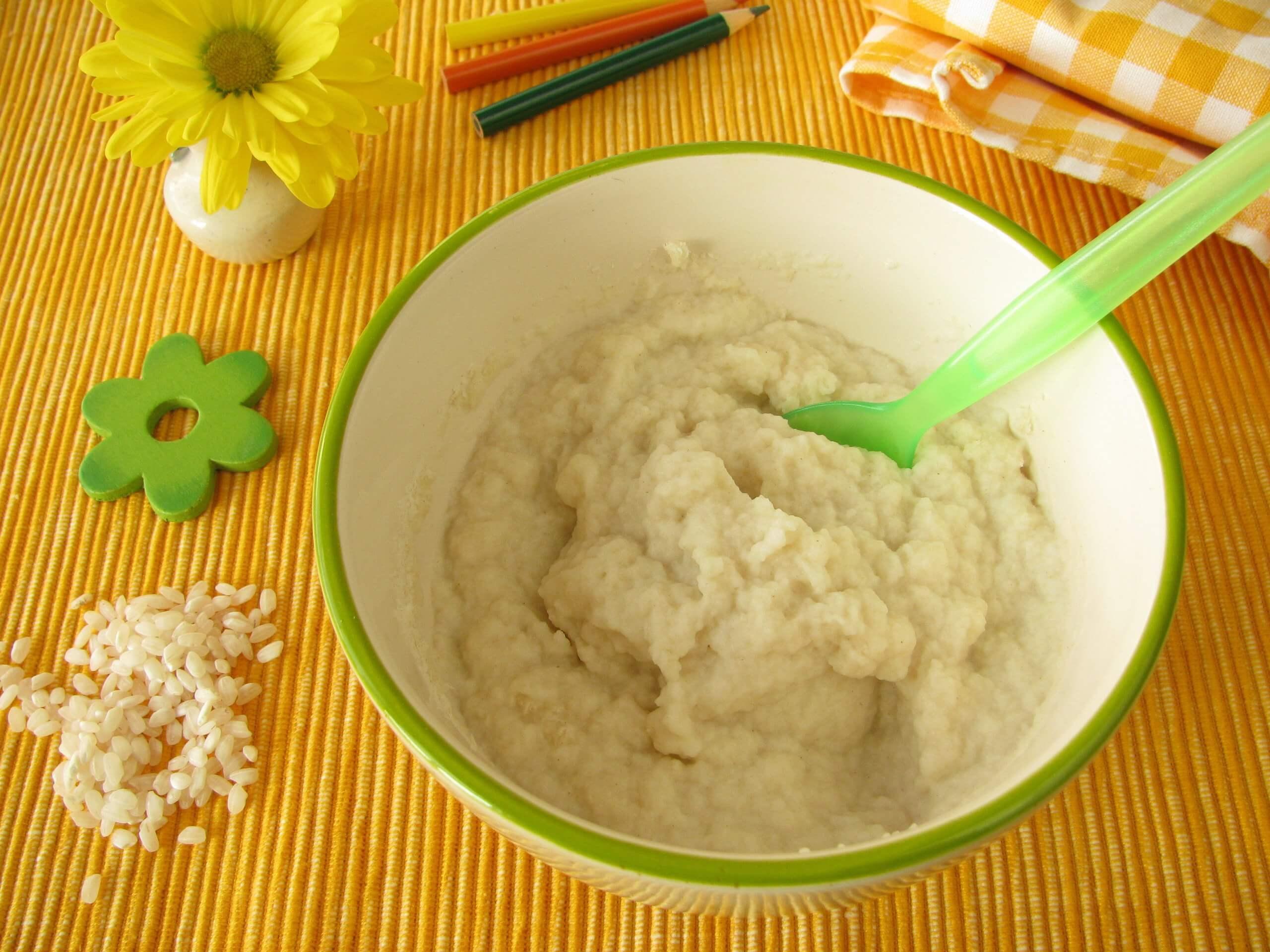Наша первая каша: как вводить кашу в прикорм