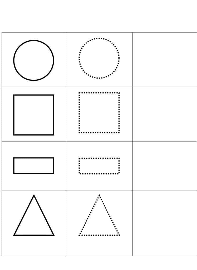 Геометрические фигуры для детей: методика обучения с занятиями и упражнениями