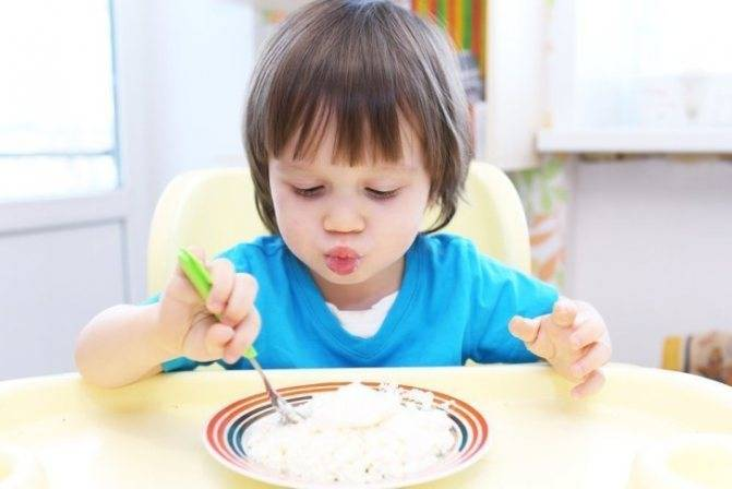 Чем кормить ребенка 5 лет при стоматите